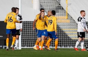 Everton 20/21 - kupon 09.01 FA Cup