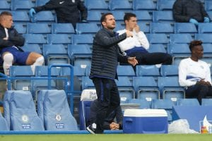 Frank Lampard - Chelsea 20/21, kupon PL 19.01