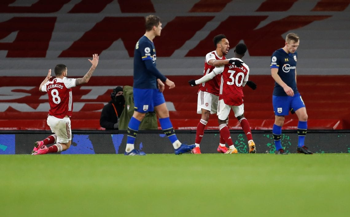 Southampton vs Arsenal - FA Cup 23.01.