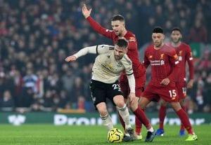 Manchester United vs Liverpool 24.01, FA Cup fortuna