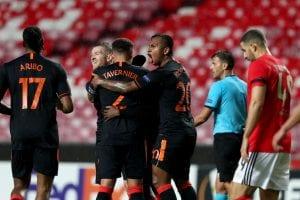 Rangers vs Benfica