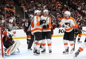 Gracze Philadelphia Flyers