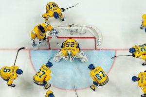 Szwecja vs Rosja reprezentacja