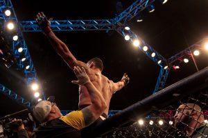 Zdjęcie pochodzące z UFC FN 100