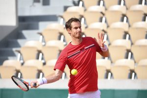andy murray forehand tennis