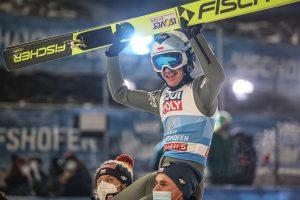 kamil stoch mistrzostwa świata 2021 oberstdorf skoki narciarskie