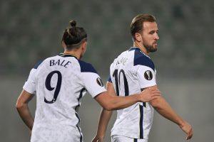 Gareth Bale i Harry Kane