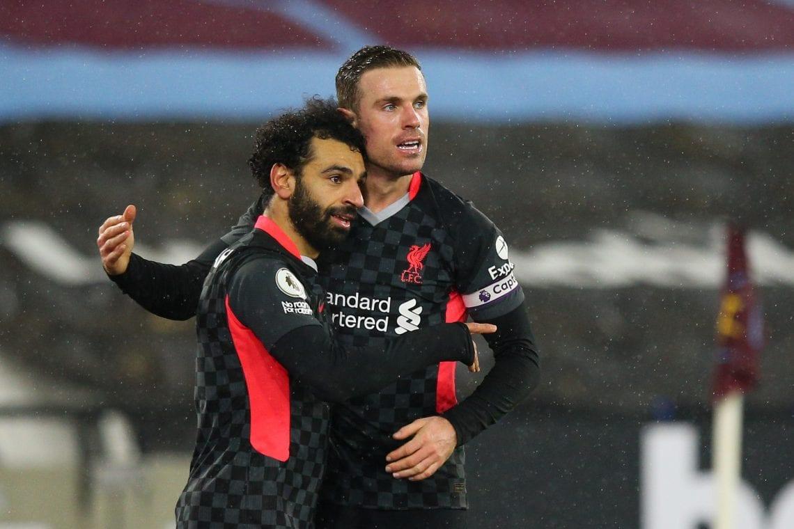 Salah i Henderson - Liverpool 2020/21, kupon PL 03.02