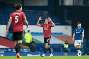 Cavani w Manchesterze United - kupon FA Cup 09.02