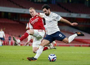 Ikay Gundogan - Manchester City vs Arsenal, kupon PL 27.02