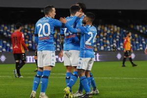Napoli zawodnicy