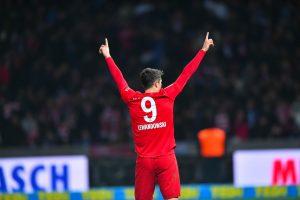 Bayern Monachium Hertha BSC