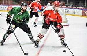 Tychy-Cracovia rewanż play-off