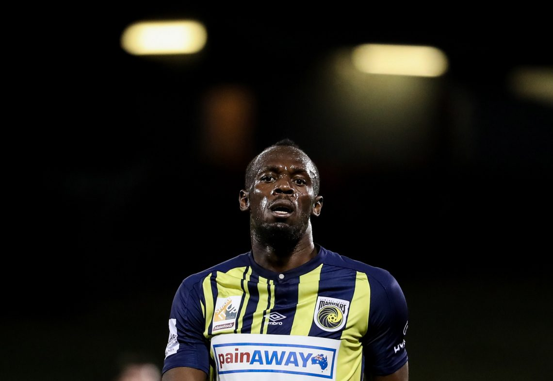 Usain Bolt Australia