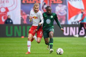 Zawodncy RB Lipsk i Wolfsburga