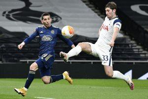 dinamo tottenham liga europy uefa