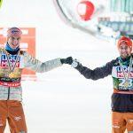 skoki narciarskie mś oberstdorf 2021 karl geiger marcus eisenbichler