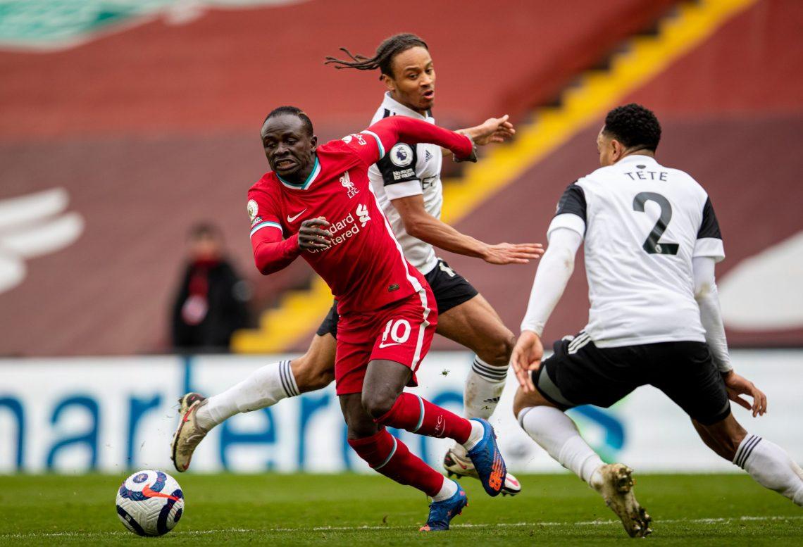 Sadio Mane vs Fulham - kupon PL 15.03
