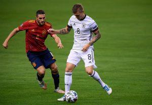 Toni Kroos w reprezentacji Niemiec - kupon 25.03