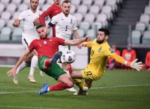 Portugalia vs Serbia - el. MŚ 2022, kupon 27.03