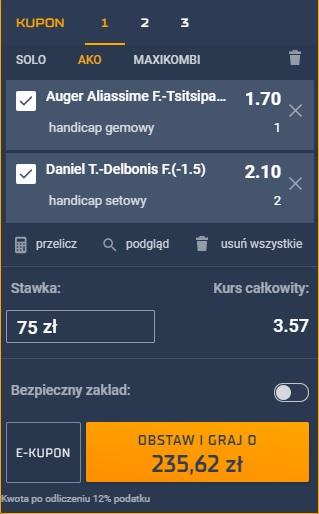 23.04 - tenis