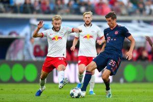 Bayern Monachium vs RB Lipsk