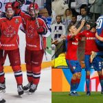 KHL i piłka zawodnicy CSKA