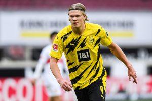 Erling Haaland Borussia