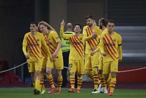 FC Barcelona po golu kupon la liga 22.04