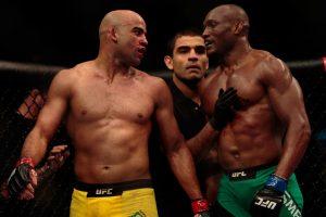 Kamaru Usman na gali UFC