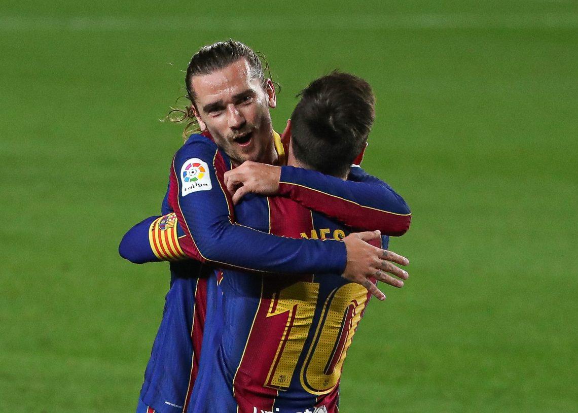 Messi i Griezmann