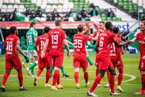 RB Lipsk vs Werder Brema