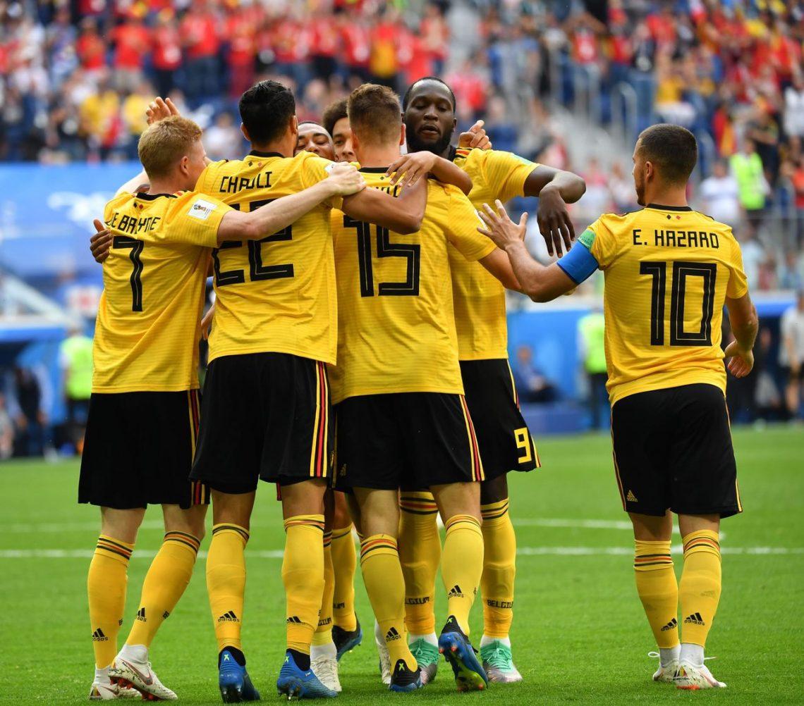 Reprezentacja _Belgii