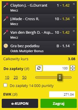 Triple dart 06.04.2021