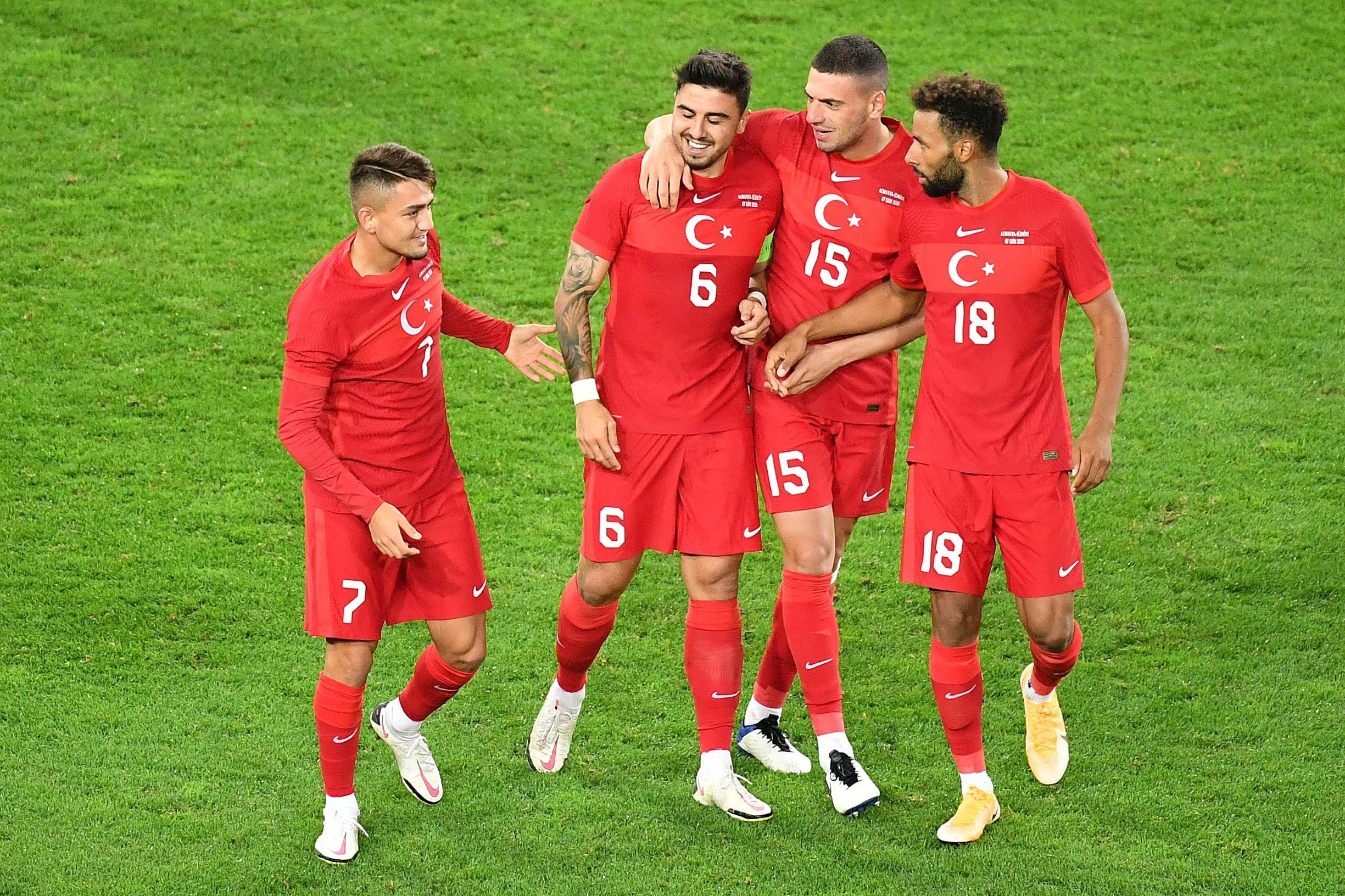 Turcja po zdobytym golu Euro 2020