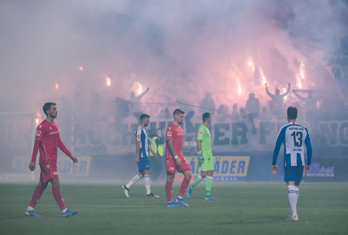 Derby Berlina Union vs Hertha