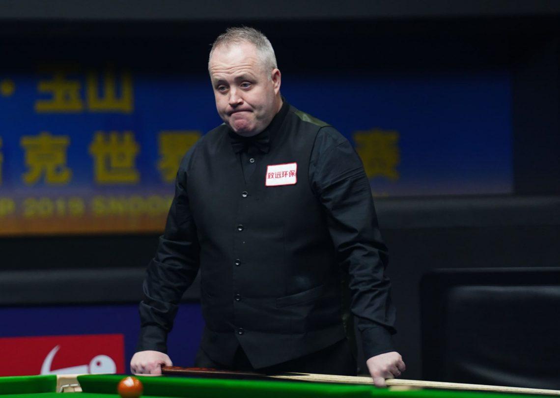 john higgins crucible theatre mistrzostwa świata snooker
