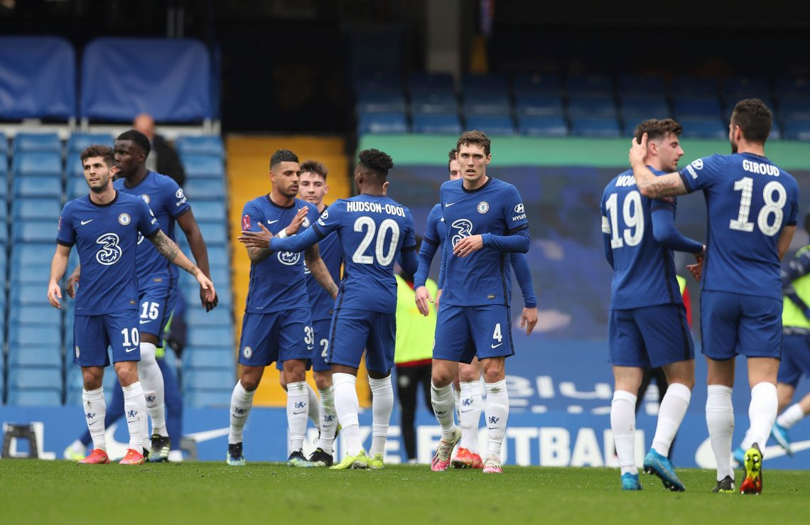 Chelsea po zdobyciu gola - kupon PL 01.05