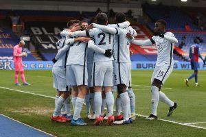 Chelsea po zdobyciu gola - kupon PL 20.04 Betfan