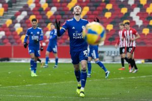 James Madisson - Leicester City, kupon PL 22-23.04