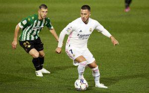 Eden Hazard w Realu Madryt - kupon LM 27.04