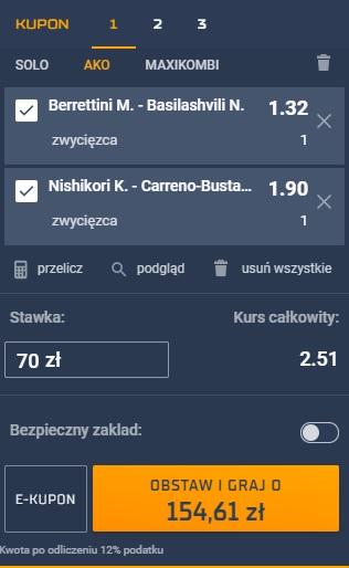 11.05 - tenis