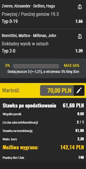 12.05 - tenis