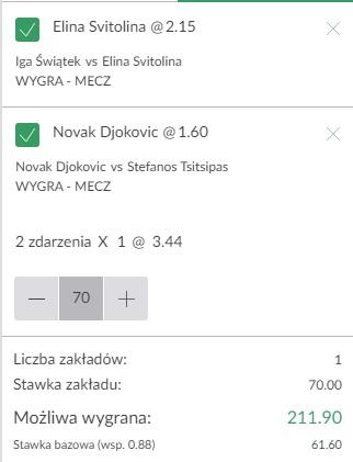 14.05 - tenis