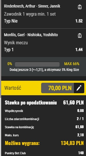 20.05 - ATP Lyon