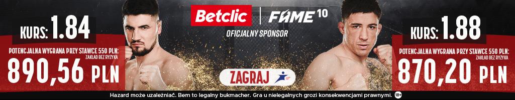 Betclic - FAME MMA