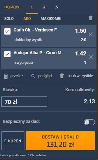 3.05 tenis