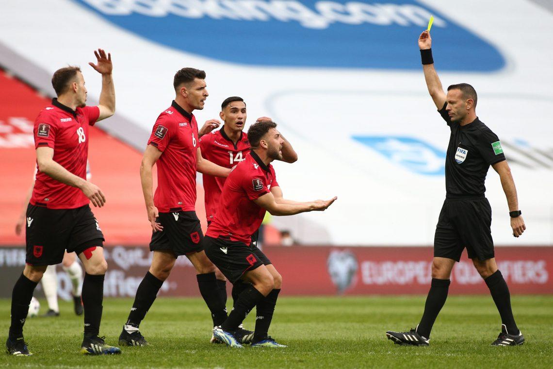 Albania - Anglia