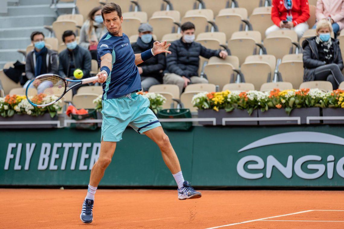 Aljaz Bedene ATP Lyon