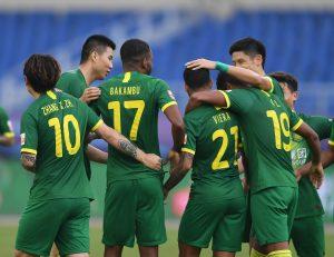 Beijing Guoan zawodnicy
